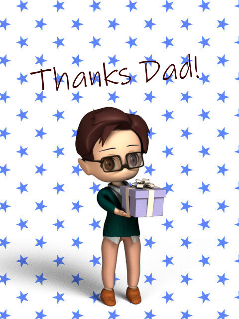 thanksdad